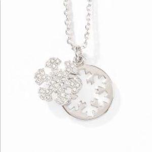Touchstone Crystal Flurry Necklace BNIB Swarovski